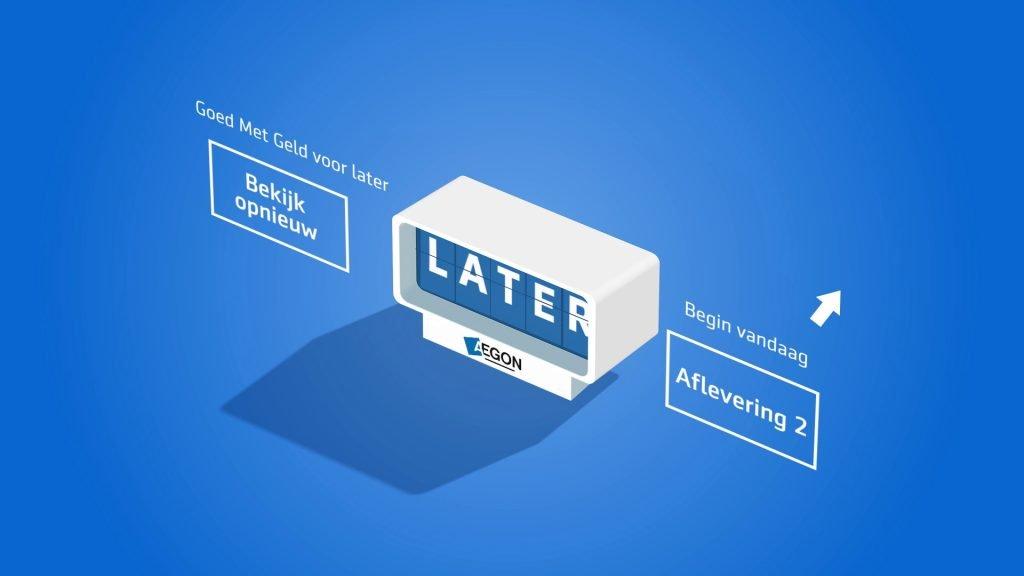 AEGOn Case Sparen voor Later