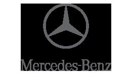 Premium Merk Mercedes-Benz Logo Samenwerking BigFish Animatiestudio grijs