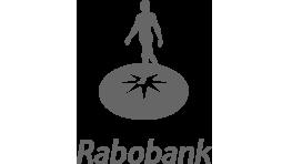 Premium Merk Rabobank Logo Samenwerking BigFish Animatiestudio Grijs