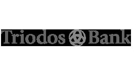 Premium Merk Triodos Bank Logo Samenwerking BigFish Animatiestudio Grijs