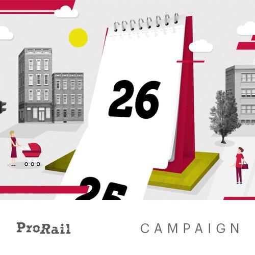 ProRail Campagne Case BigFish Animatiestudio
