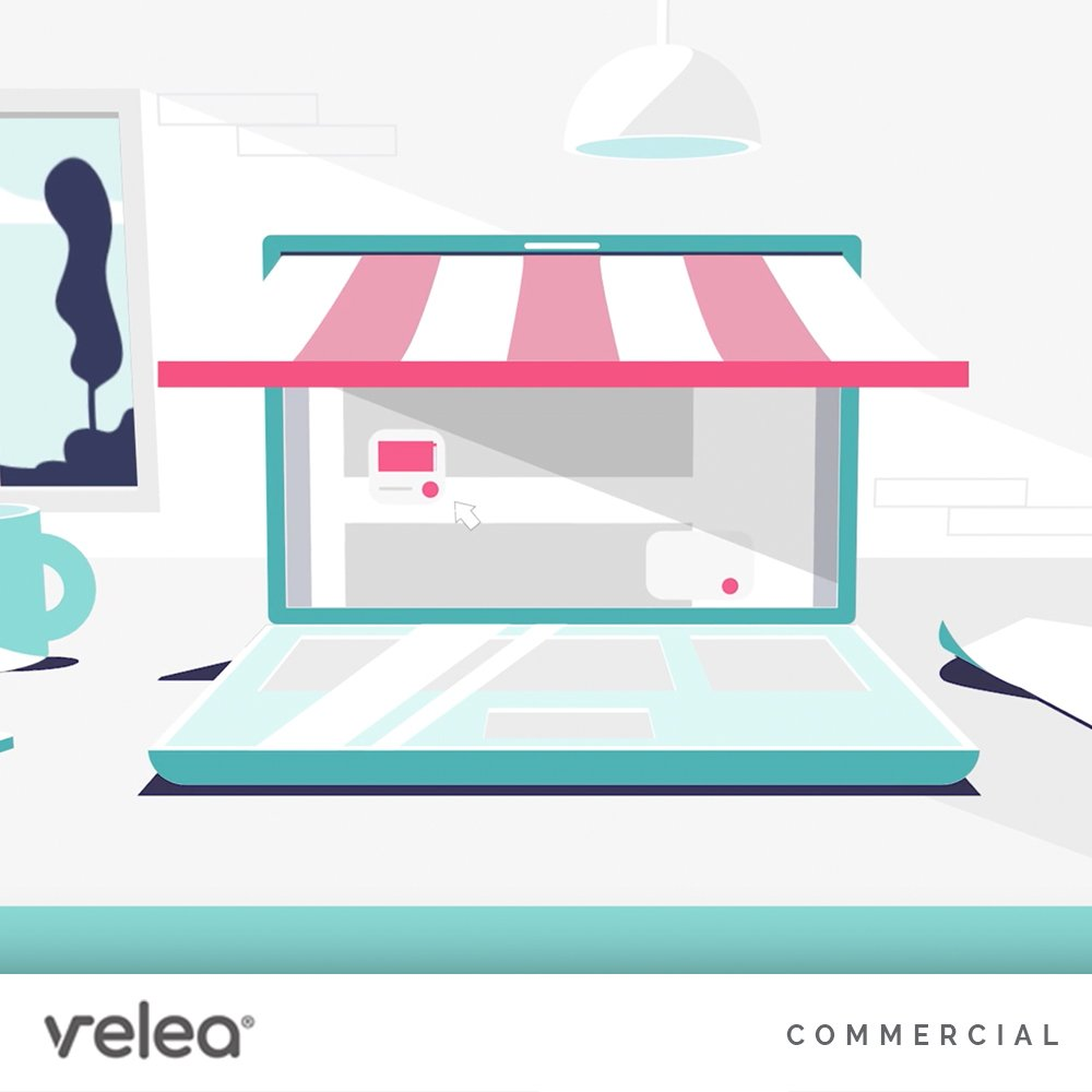 Velea Retail Industry Animation